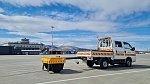 В аэропорту Елизово расширился парк спецтехники