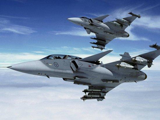 США послали военную авиацию на помощь Зеленскому