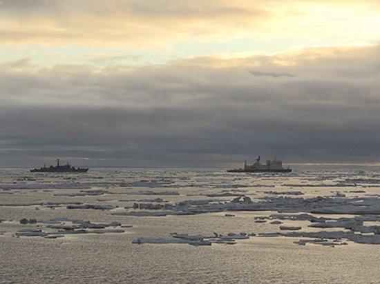Заменой Суэцкому каналу назвали Северный морской путь