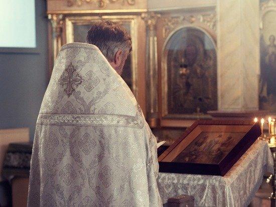 В РПЦ рассказали об уровне заболеваемости COVID-19 среди священников