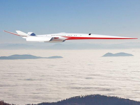 У президента США появилась возможность летать со сверхзвуковой скоростью