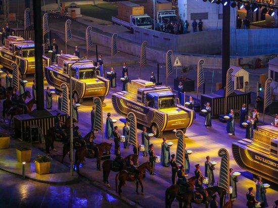 «Золотой парад» мумий фараонов в Египте напомнил про старинное проклятье