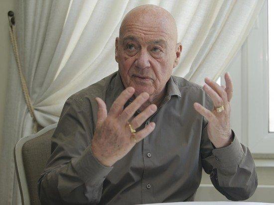 Грузинский телеканал сообщил о 116-летии Познера