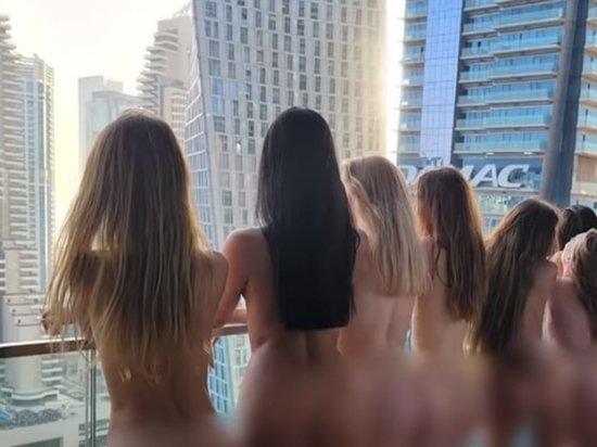 Девушек для развратной фотосессии в Дубае нанял компьютерный гик