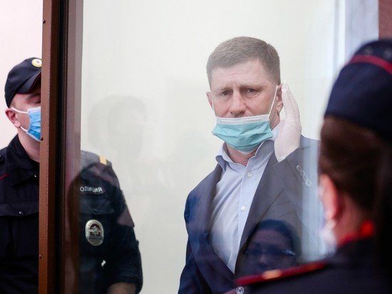 Песков: Кремль не следит за делом Фургала