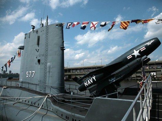 ВМС США готовы обновить соглашение с Россией об инцидентах на море