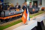 Уралвагонзавод представил первый в России вагон-рефрижератор