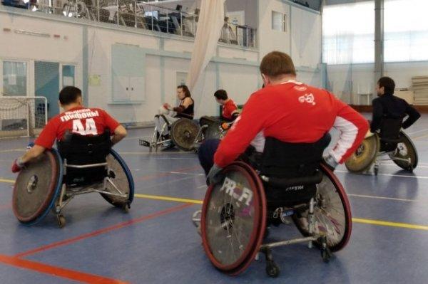 Крымским регбистам на колясках нужны деньги на участие в чемпионате РФ