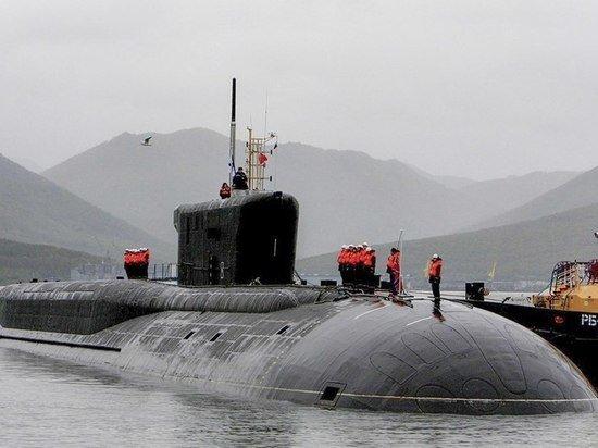 В США назвали российские подлодки потенциальной угрозой для страны