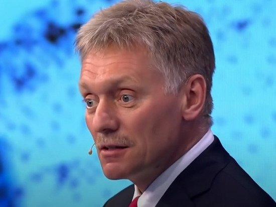 Кремль рассказал, зачем России «ударные» группировки на границе с Украиной