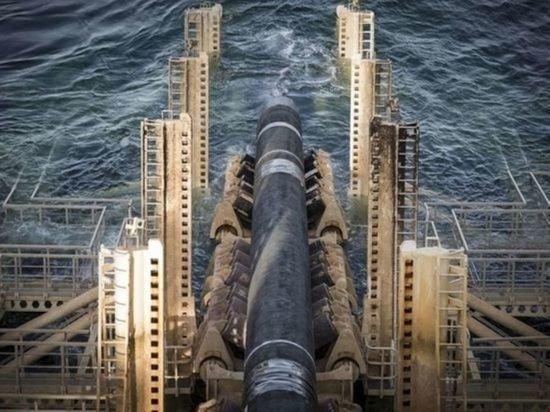 """СМИ: В США утвердили два пакета санкций против """"Северного потока-2"""""""