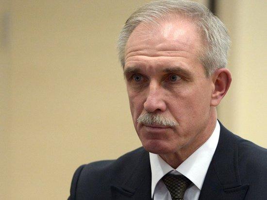 Названа причина отставки губернатора Морозова, прославившегося благодаря букве «ё»