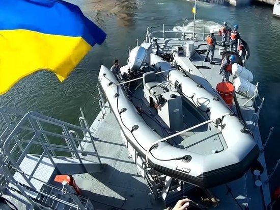 Украина начала внезапные учения в Черном море