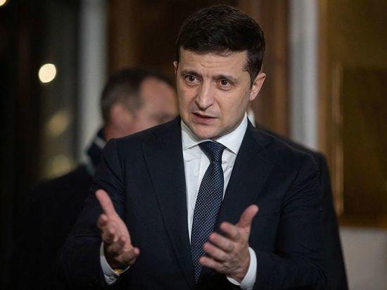 Зеленский предложил отправлять украинских политиков на Донбасс
