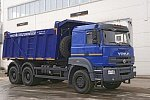 «Урал» наладил опытное производство своего бескапотного грузовика