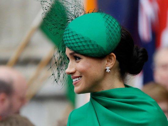 Беременная Меган Маркл заявила об «особой связи» с принцем Филиппом