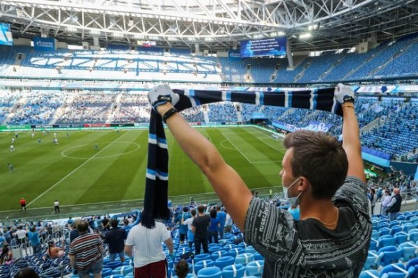 Сколько болельщиков смогут посетить матчи чемпионата Европы по футболу