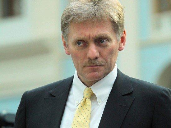 Песков прокомментировал встречу Ушакова с послом США
