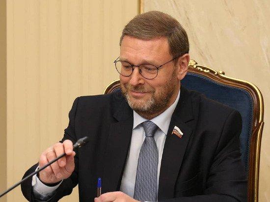 Косачев прокомментировал свое высказывание о туризме и патриотизме