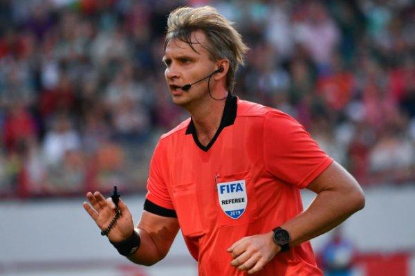 Названа причина отстранения арбитра Лапочкина от футбольной деятельности