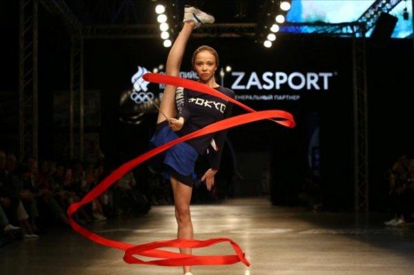 Состоялась презентация экипировки сборной России на Олимпиаду в Токио