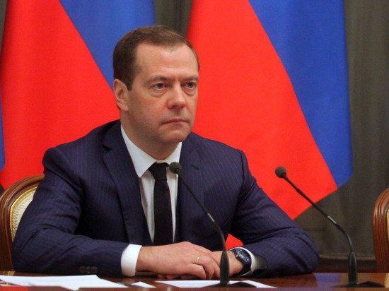 Медведев: во время работы премьером меня критиковали каждый день