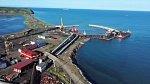 Морской порт Шахтерск принял крупнейшее в истории Сахалина судно класса Capesize