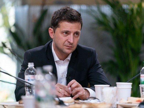 Зеленский выразил готовность вернуться к дипломатическому диалогу по Донбассу