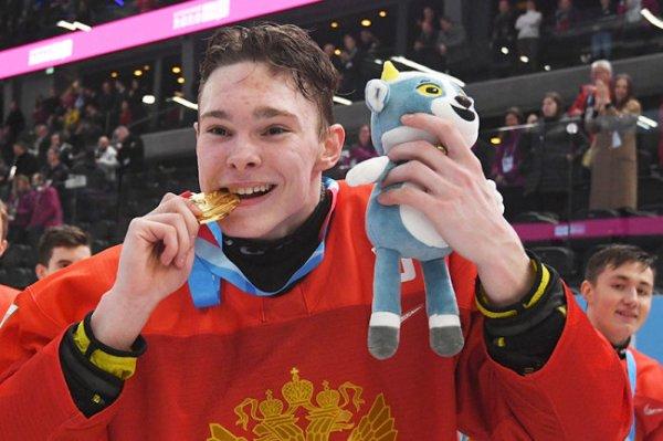 США отказали во въезде на ЧМ лидеру юниорской сборной России по хоккею