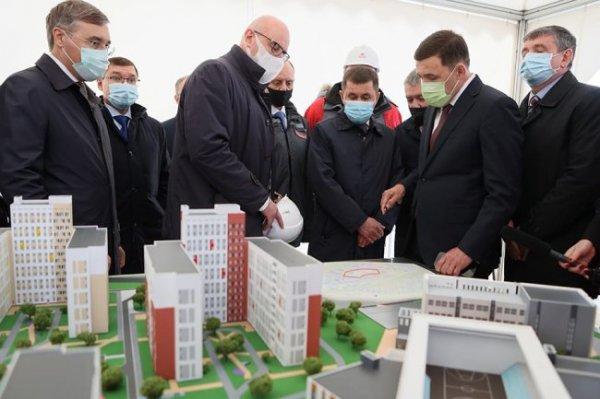 Дмитрий Чернышенко ознакомился с ходом подготовки к Универсиаде 2023