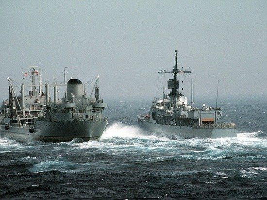 НАТО призвала Россию освободить Черное море