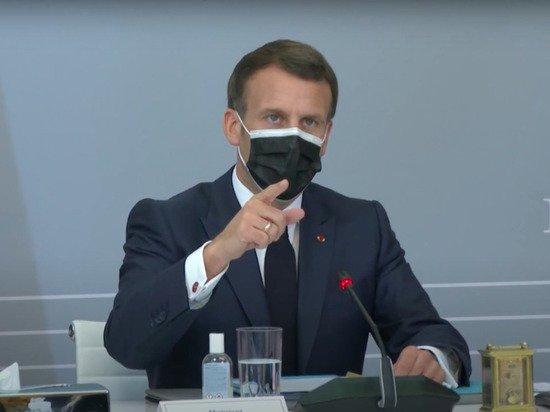 Макрон назвал единственный способ урегулировать конфликт на Донбассе