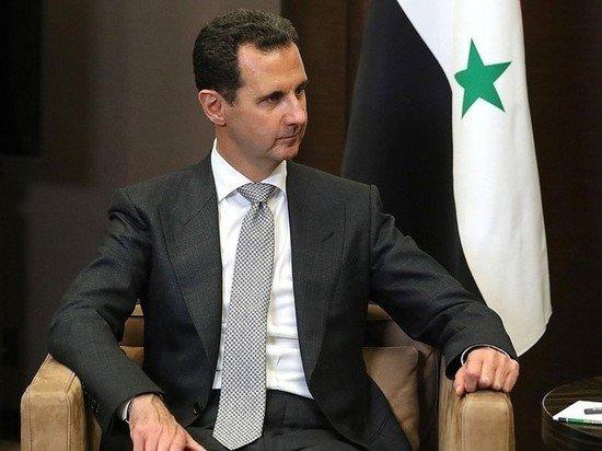 Названа дата выборов президента Сирии