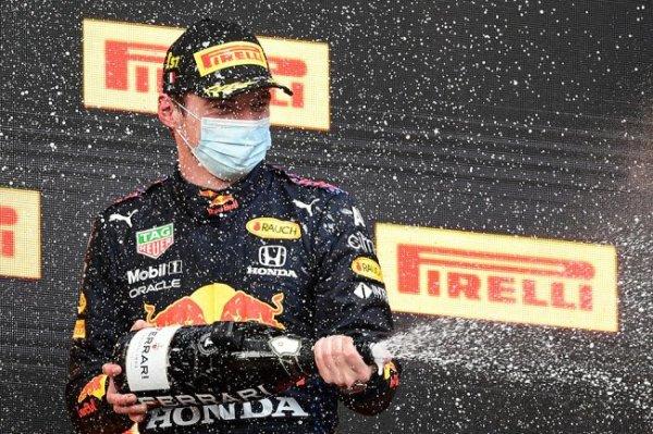 Ферстаппен выиграл Гран-при Эмилии-Романьи, Мазепин добрался до финиша