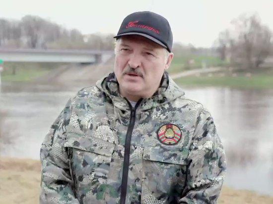 Покушение на Лукашенко готовили украинские националисты, ЦРУ и литератор