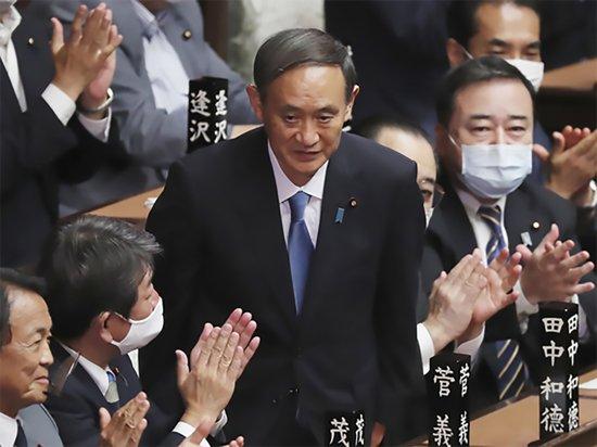 Премьер Японии рассказал об установлении доверительных отношений с президентом США