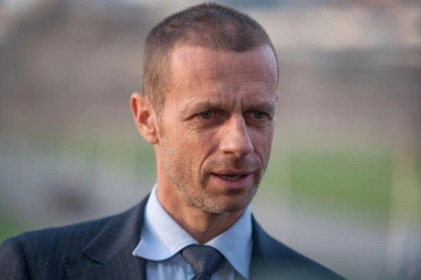 Президент УЕФА прокомментировал выход английских клубов из Суперлиги
