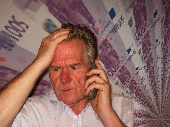Телефонные мошенники поставили рекорд по сумме выкачанных у жертвы денег