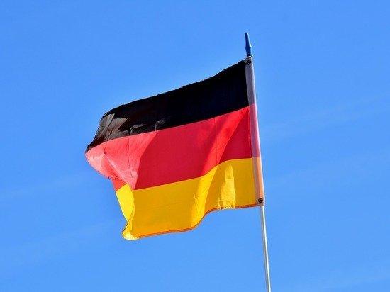 В Берлине применили перцовый газ против демонстрантов