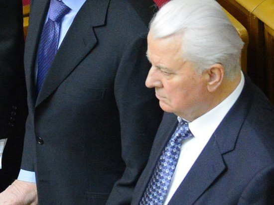 Кравчук захотел встречи с Путиным