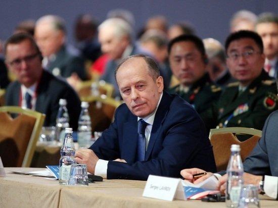 Бортников рассказал о роли США в подготовке госпереворота в Белоруссии