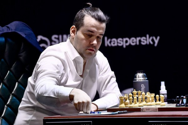 Непомнящий досрочно выиграл турнир претендентов в Екатеринбурге