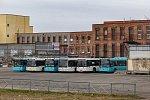 В Петербурге создается крупнейший автобусный парк на СПГ