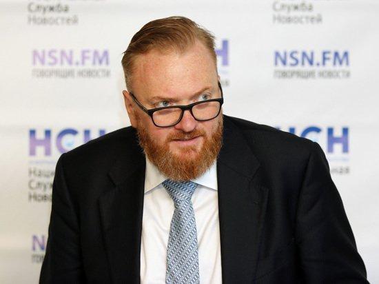 Милонов объяснил появление аккаунта в TikTok