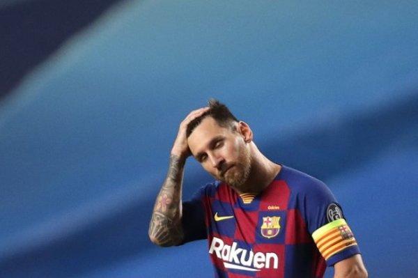 """""""Барселона"""" проиграла """"Гранаде"""" и упустила шанс выйти в лидеры Ла Лиги"""
