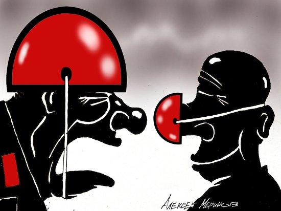 Кто на своих бомбу бросит?