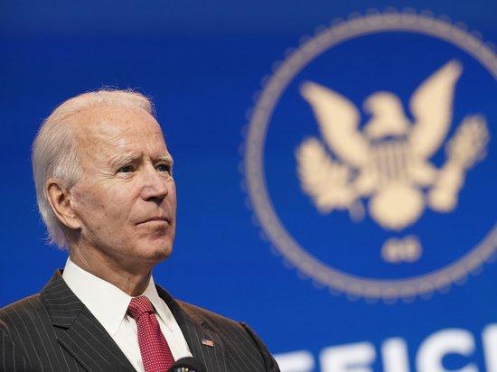 Байден проведал экс-президента США Картера в штате Джорджия
