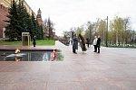 Российские транспортники почтили память участников Великой Отечественной войны