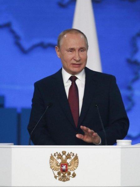 Путин назвал 9 мая «самым главным, святым праздником»