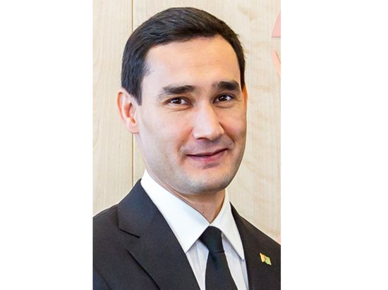 Мишустину показали наследника владыки Туркмении Бердымухамедова